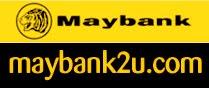 maybank2u payment